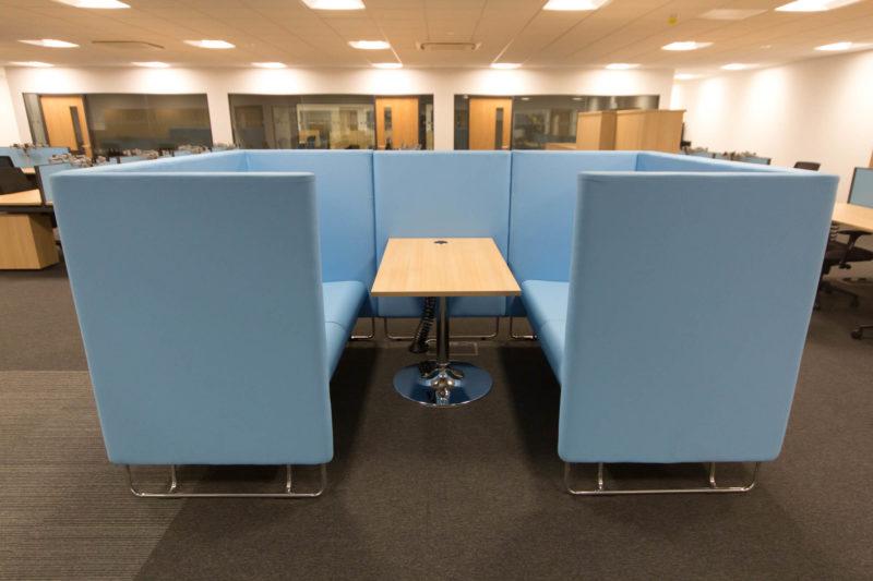 C5147 - Alere Abingdon - Unit 21 - Warehouse Office Convertion Refurbishment