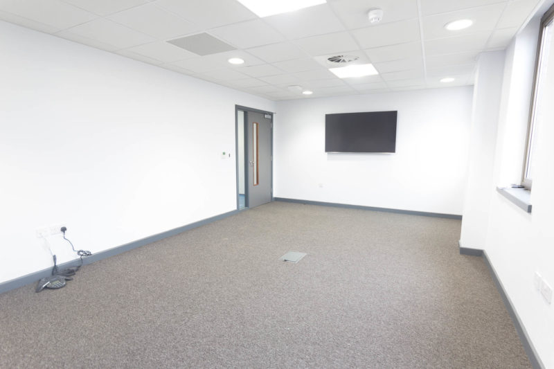 C5208 - Spire Parkway 1 - Office Space Television Door