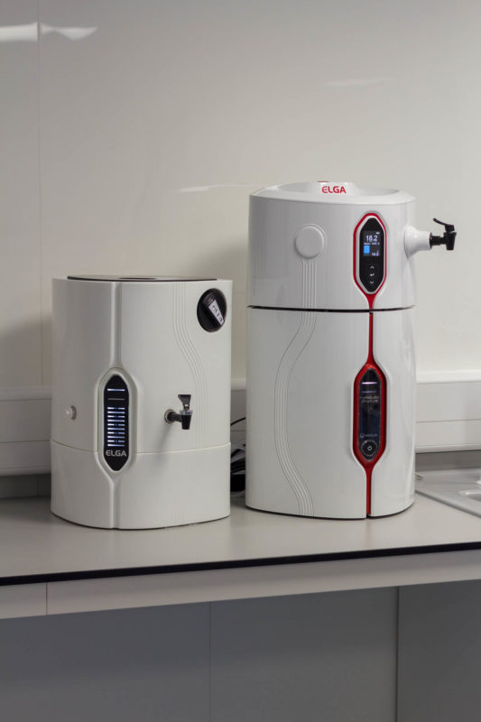 C5208 - Spire Parkway 1 - DI Water Purification Unit