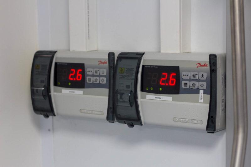 C5208 - Spire Parkway 1 - Temperature Control Panel