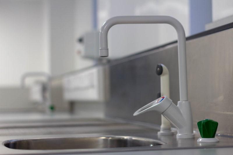 C5208 - Spire Parkway 1 - Sink Lab Tap