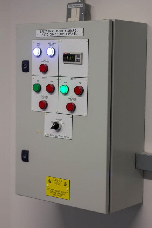 C5208 - Spire Parkway 1 - Auto Changeover Panel Socket