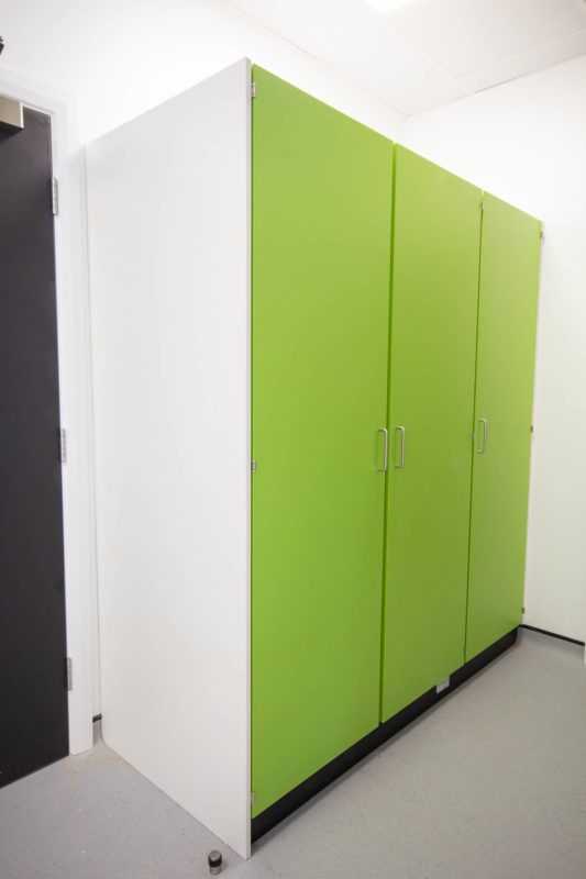 C5218 - Evox Therapeutics - Storage Cabinets