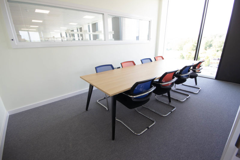C5253 - Vaccitech - Microbiology Vaccine Lab - Conference Room Desk Chairs Office