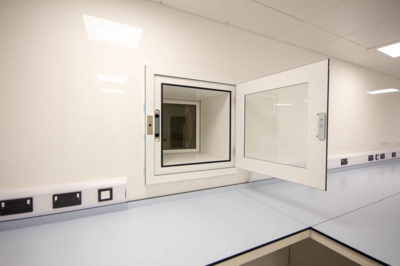C5301-Pharmaceutical Cellular Quality Control Laboratories- Air Lock