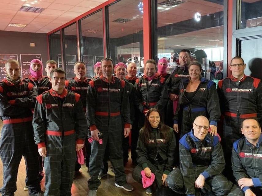 iab Christmas Party - Work Team Employees IAB Labs