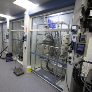 C5297 - Carbogen Amcis – Laboratory Building Refurbishment - Fume Cupboards